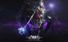Aion Asmodian Characters  - Asmodian Chanter_The Chanter character class is one of the most powerful in Aion: The Tower of Eternity.  — desktop.freewallpaper4.me