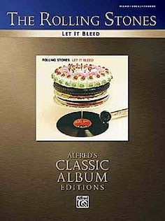 The Rolling Stones: Let It Bleed - PVG. £15.95