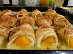 """Peach Dumplings 