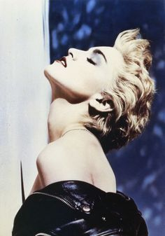Madonna by Herb Ritts, 1986 (via nearlyvintage)