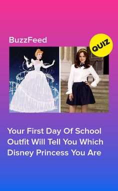 Your First Day Of School Outfit Will Tell You Which Disney Princess You Are Princess Quizzes, Disney Princess Quiz, Oh My Disney Quizzes, Quizzes Funny, Random Quizzes, Disney Prom Dresses, Sleepover Outfit, Best Buzzfeed Quizzes, Fun Quizzes To Take