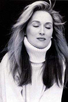Meryl Streep for Interview Magazine December 1988 #celebrities #portrait #photography #cinema #music #art