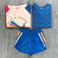 """🇳🇱 ✯ A """"national"""" outfit, very cute for boys and girls 😁 www.rebelloa.nl .#rebelloa #rebelloaforkids #bandybutton .  #kindermode #kinderkleding #kinderkleren #kindermusthaves #kindermodeblog #kidsclothing #kidsfashion #fashionkids #igkiddies #instakids #kidzootd #kidsstyle #streetwear #coolkids #coolkidsclub #coolkid #kinderkledingwinkel #kinderkledingwebshop #stoerekinderkleding #hippekinderkleding #kinderkledinginspiratie #flatlay #outfitofthedaykids #ootdkids #kidootd_ Cool Kids Club, Kids Z, Bandy, Rebel, Must Haves, Outfit Of The Day, Boy Or Girl, Kids Fashion, Street Wear"""