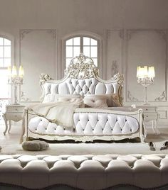 Top 5 Classic Bedroom Designs #homedecorideas #interiordesign #bedroom luxury homes, bedroom ideas, luxury design . See more inspirations at homedecorideas.eu/