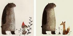 Jon Klassen's 'I Want My Hat Back'