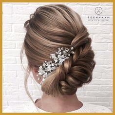 up hair by Viktoria Charushkina