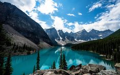 Rocky Mountains in Canada - Imgur