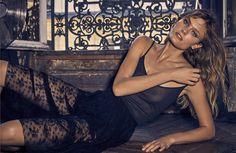 Paris Match's story SS17 with Constance Jablonski by Fred Meylan
