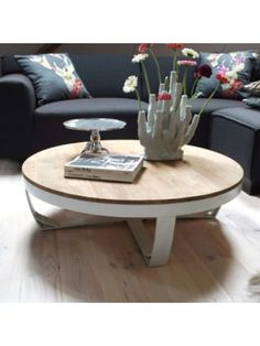 Salontafel mixwood