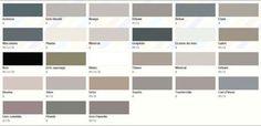 Le gris est une couleur de plus en plus présente en décoration d'intérieur. Par l'entremise de la peinture, la couleur gris s'invite dans la déco du salon, la chambre, la cuisine et il fait merveille dans la salle à manger et la chambre de bébé . Du gris anthracite au gris perle ou ga
