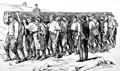 This was the reality for the thousands of convicts that would make their way to Australia. As slavery was outlawed, the U.K. needed a new source of free labor and found that using criminals was a great way to obtain free labor, lower the crime rate in the motherland,  and hopefully keep convicts out of trouble.