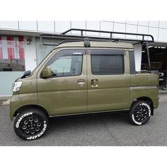 ハードカーゴ 軽トラック キャリア ルーフラック ハイゼット デッキバン S321W S331W|samuraipick|04