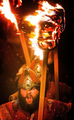 Up Helly Aa: Shetland Isles celebrate their Norse history and heritage with Viking Fire Festival! https://timeslipsblog.wordpress.com/2015/01/28/viking-history-and-culture-shetland-celebrates-up-helly-aa-viking-fire-festival/