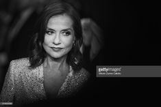 Isabelle Huppert attends the 'Eva' premiere...