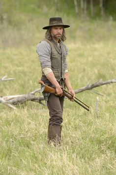 Picture: Anson Mount in 'Hell on Wheels.' Pic is in a photo gallery for Anson Mount featuring 63 pictures. Great Western, Western Art, Western Film, Western Style, Anson Mount, Hell On Wheels, Cowboys And Indians, Real Cowboys, Western Movies