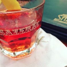 LOUISIANA: The Sazerac Bar in New Orleans - The Best Place To Have A Cocktail In Every State - Photos