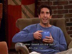 I got Ross Geller! Are You More Ross Geller Or Michael Scott? Tv: Friends, Friends Scenes, Friends Moments, Friends Tv Show, Friends Tv Quotes, Friends Forever, Series Quotes, Tv Show Quotes, Film Quotes