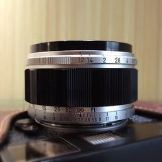 Canon 50mm f1.2 LTM (Get an adaptor then you can use it on your M rangefinders)   #Leica #Summicron #Fotopia #LeicaM9 #cameraporn #LeicaM9P  #Summilux #Noctilux #Canon #Photography #Rangefinder #filmcamera