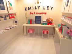 Blog post: 5 Beautiful Booths at National Stationery Show  #NSS2014