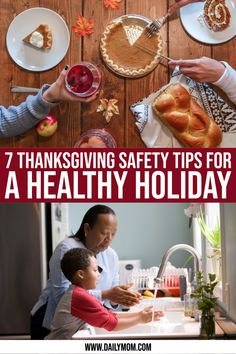 7 Thanksgiving Safety Tips For Hosting A Healthy Holiday
