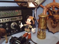 World Band Radioes All Band, Table Lamp, World, Toy, Decor, Table Lamps, Decoration, Clearance Toys, The World
