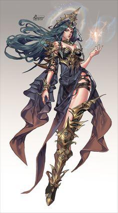 Female Character Design, Character Design References, Character Design Inspiration, Character Concept, Character Art, Character Reference, Fantasy Female Warrior, Warrior Girl, Female Art