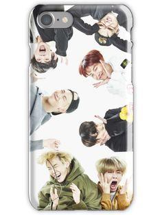 BTS Run Ep 33 Memes iPhone 7 Snap Case