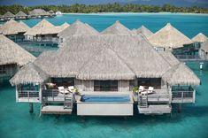 St Regis Bora Bora Resort - 2 bedroom overwater villa with pool
