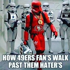 meme - Memes For The True Fan - Motivator Quotes 49ers Memes, Nfl Memes, Nfl 49ers, 49ers Fans, Green Bay Memes, 49ers Pictures, 49ers Nation, Nfl Football Helmets, Football Team