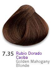 7.35 Golden Mahogany Blonde