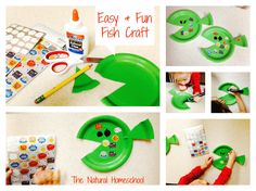 This is such an easy craft. With children and activities, anything can be turned into the most awesome and fun craft ever. It is all in the attitude and quality, not the materials or how much money you spend on it. You need: – small (7-inch) round paper plates (one per child) – scissors – …