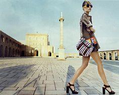 #MMissoni | #VanityFair Italy | July 2013