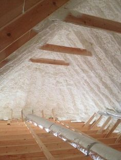 1000 images about attic space on pinterest attic for Which insulation is better