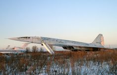 Aeroflot Tupolev Tu-144 CCCP-77108 on permanent display within the grounds of the State Aerospace University at Samara-Smyshlyaevka. In action as a test aircraft from 1975 to 1987, CCCP-77108 only spent 68 hours in the air (6 of which were supersonic) over the course of just 50 flights. (Photo: Pavel Mironov)