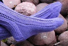 Ulla - Mummojemme neuleet - Meeri-sukat Mittens, Socks, Knit Crochet, Tights, Pattern, Clovers, Knitting Ideas, Diy, Image