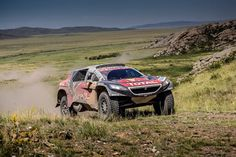 Silk Way Rally 2016: Peterhansel com dificuldades, Cyril Després é de novo líder