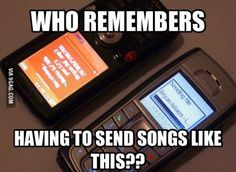 That moment when nostalgia kicks in...