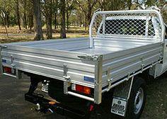 Aluminium UTE Trays Ute Trays, Aluminum Fabrication, Small Business Solutions, Excellent Customer Service