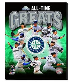 Seattle Mariners All Time Great players Canvas Framed Over With 2 Inches Stretcher Bars-Ready To Hang- Awesome & Beautiful-Must For A Championship Team Fan! All Teams Canvas Available-Please Go Through Description & Mention In Gift Message If Need A different Team-Choose Size Option! (16 x 20 inches stretched Seattle Mariners All Time Greats Canvas) Art and More, Davenport, IA http://www.amazon.com/dp/B00MWNQW78/ref=cm_sw_r_pi_dp_uUhAub1AS57FJ