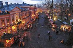 Turku at Christmas