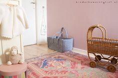 #rug #nursery #vloerkleed | Kinderkamerstylist
