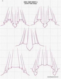 Adobe Illustrator Flat Fashion Sketch Templates - My Practical Skills | My Practical Skills
