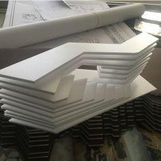 mil Me gusta, 54 comentarios - Art & Architecture ( en Ins. : mil Me gusta, 54 comentarios - Art & Architecture ( en Ins. Conceptual Model Architecture, Architecture Design, Facade Design, Layered Architecture, Architecture Portfolio, Cubic Architecture, Architecture Sketchbook, Pavilion Architecture, Chinese Architecture