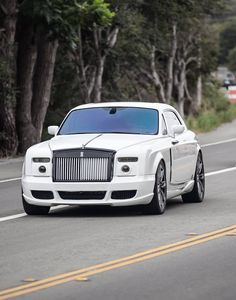 Rolls Royce Phantom By Mansory.
