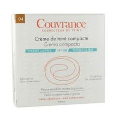 avene (pierre Fabre It. Spa) Couvrance oilfree crema compatta colorata miele a soli 16,50€