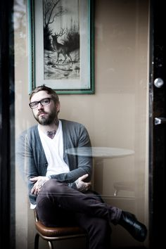 seeking: a man that looks like Dallas Green that will play me beautiful songs on the acoustic guitar. Oh wait, that's Dallas Green.
