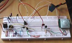 Luz Automática con Sensor de Movimiento