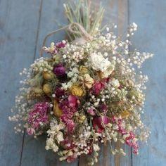 English Rose Garden Bridal Bouquet