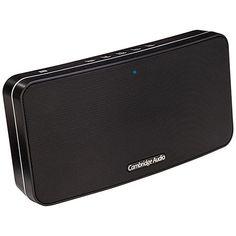 Buy Cambridge Audio Go Portable Bluetooth Speaker Online at johnlewis.com