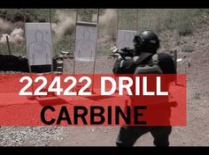 ▶ 22422 CARBINE SPEED DRILL - YouTube